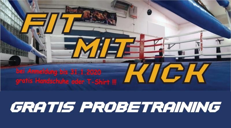 Fit mit Kick