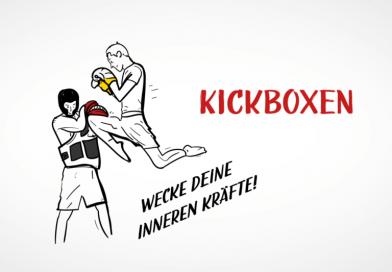 Kickboxen – wecke Deine inneren Kräfte!