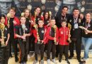 Tomburg Boxing holt 8 Europameisterschaft-Titel